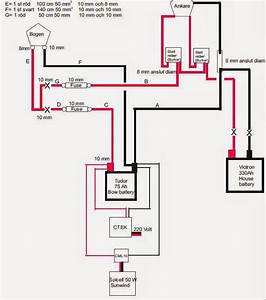 Side Power Bow Thruster Wiring Diagram