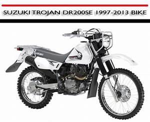 Suzuki Trojan Dr200se 1997