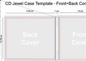 fantastic cd jewel case template contemporary resume With free cd jewel case insert template