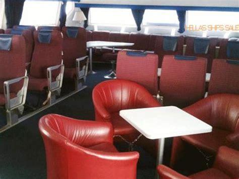 Used Boat Cushions For Sale by Air Cushion Dsc Code Passenger Catamaran Hss 1810 For
