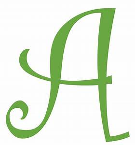 letter a initial vinyl car decal window sticker monogram With car window letter stickers
