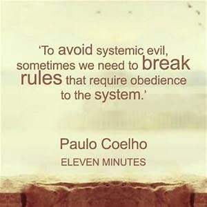 Eleven Minutes Quotes. QuotesGram