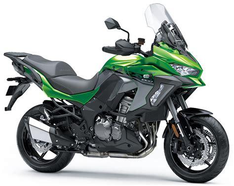 Kawasaki Versys 1000 2019 by Kawasaki Versys 1000 Se 2019 Fiche Moto Motoplanete