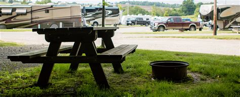 parks with picnic tables near me berlin rv park and cground 5 photos 1 reviews
