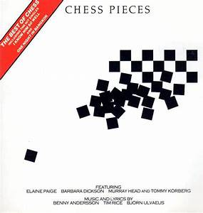 Benny Andersson, Tim Rice, Björn Ulvaeus - Chess Pieces ...