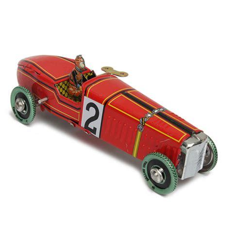 Vintage Model Race Cars by Buy Vintage Wind Up Racing Car Model Clockwork Tin