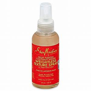 SheaMoisture Fruit Fusion Coconut Water 4 Oz Weightless