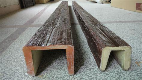 U Balken Holz by Guangzhou Polyurethane Decorative Faux Wood Beams U Shape