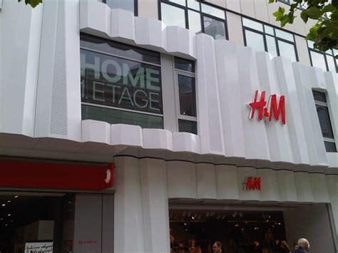 Hm Frankfurt Zeil by H M Home In Frankfurt Fashiongefl 252 Ster