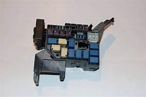 Suzuki Sx4 Fuse Diagram