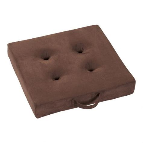 solid memory foam thick seat cushion tree