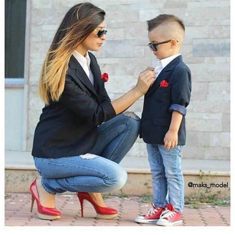 14 Cute Mother Son Outfit Ideas That You Will Want To Do