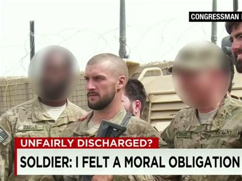 green beret hero facing discharge  facing child rapist