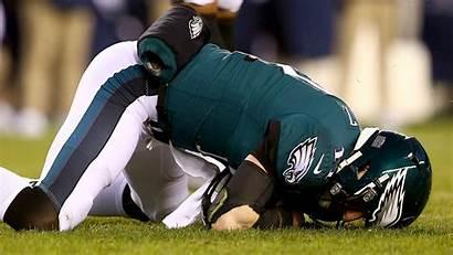 Wentz Carson Seahawks Doug Hurt Vs Eagles