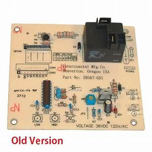 Ezgo Golf Cart Part Total Charge Charger Control Board