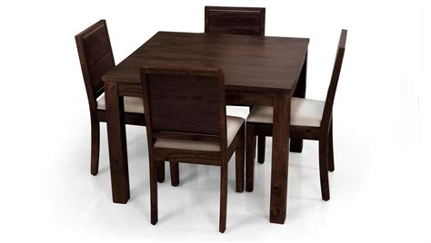 Interior Design For Kitchen And Dining - square dining table for 4 homesfeed