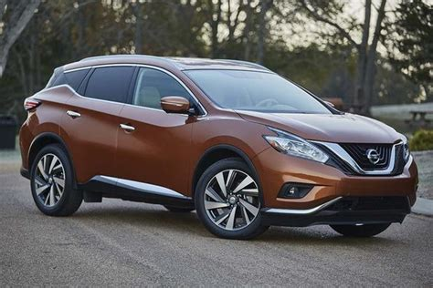 nissan jeep 2016 2017 nissan murano new car review autotrader