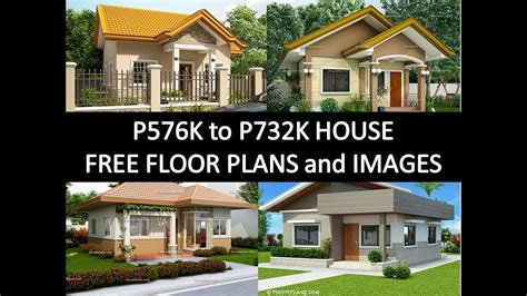 builder house plans philippines p576k to p732k free floor plan and house
