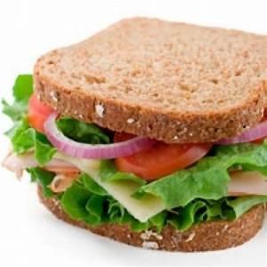 Food: healthy lunch ideas