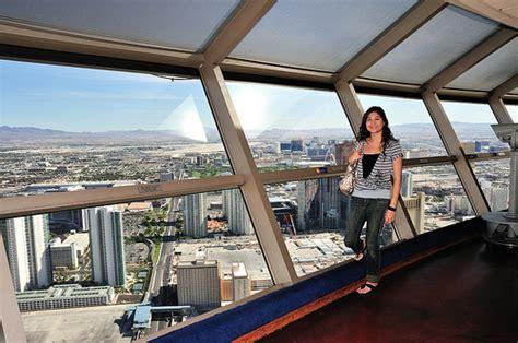 stratosphere tower observation deck observation deck stratosphere flickr photo