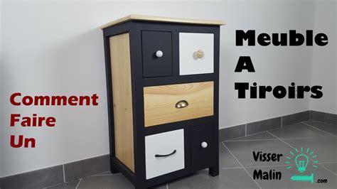 comment fabriquer un bureau comment fabriquer un meuble à tiroirs ep32