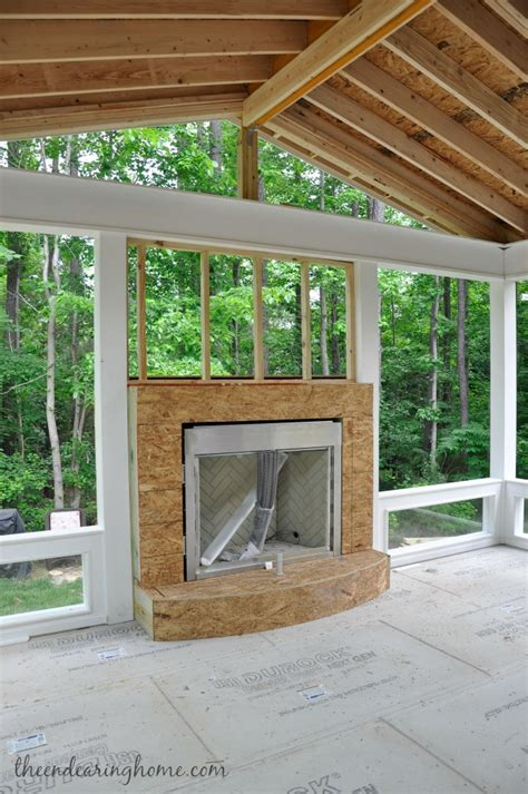 turn porch into sunroom plan turning our back porch dreaming into a reality part 1