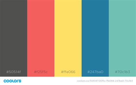 3 color combinations 34 beautiful color palettes for your next design project