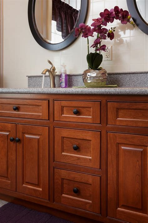 custom bathroom vanities foxcraft cabinets