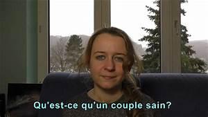 Qu Est Ce Qu Un Couple : qu 39 est ce qu 39 un couple sain youtube ~ Medecine-chirurgie-esthetiques.com Avis de Voitures