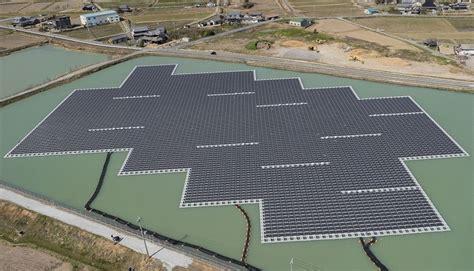 in pv anlage schwimmende pv anlagen in japan installiert sonnewind w 228 rme