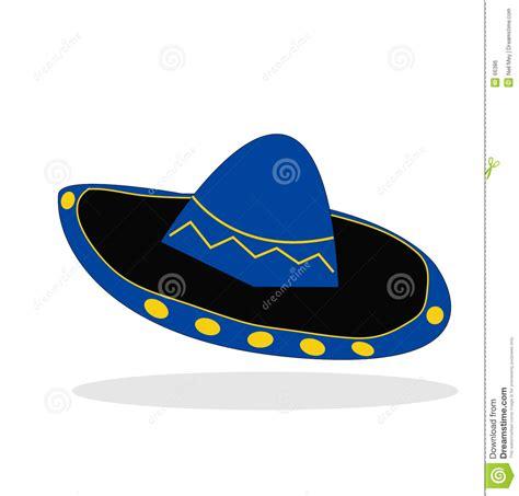 mariachi hat stock vector illustration  musicians