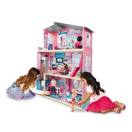 house at toys r us kidkraft modern luxury dollhouse 5f5e962 walmart