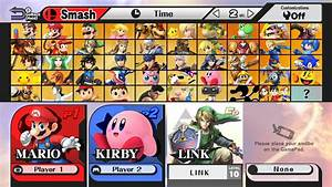 For Those Who Wanted To See The CSS In The Wii U Version