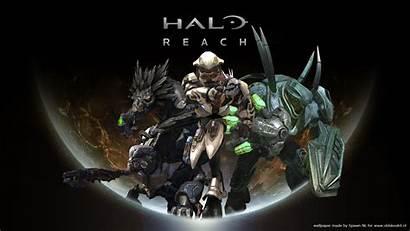 Halo Reach Wallpapers Hunter Backgrounds Desktop Pc