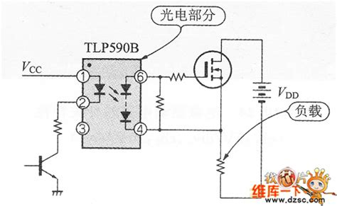 Insulation Drive Circuit With Pulse Transformer