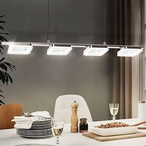 Leuchte über Esstisch : esstisch led h nge lampe k chen pendel leuchte licht ~ Michelbontemps.com Haus und Dekorationen
