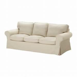 Ikea Bezug Sofa : ektorp bezug 3er sofa isefall natur ikea ~ Michelbontemps.com Haus und Dekorationen