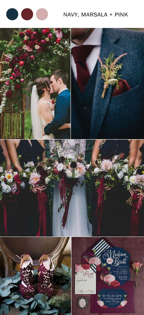 fall wedding color ideas youll love