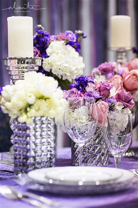 purple silver and white wedding decorations plum purple wedding color combination ideas weddings start here