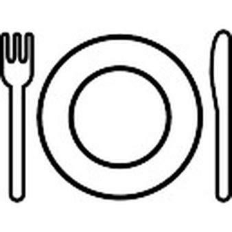 set couteau cuisine assiette couverts vecteurs et photos gratuites