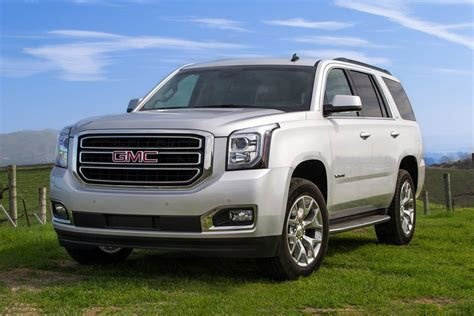 2018 Gmc Yukon Pricing  For Sale Edmunds