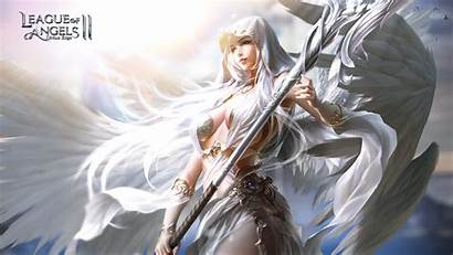 League Angels Athena Wallpapers Kristy Angel Warrior