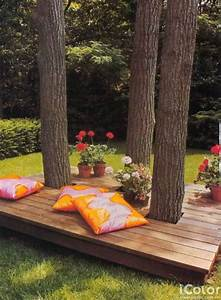 25, Awesome, Outside, Seating, Ideas, You, Can, Make, With, Recycled, Items