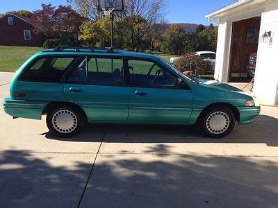 old car owners manuals 1997 mercury tracer engine control mercury tracer cars for sale