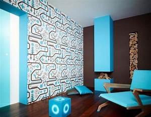 Welche Farbe Passt Zu Braun Möbel : farbgestaltung welche farben passen zusammen innendesign zenideen ~ Markanthonyermac.com Haus und Dekorationen