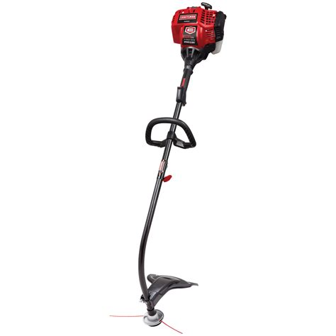 craftsman 73170 30cc 4 cycle gas weedwacker with curved shaft
