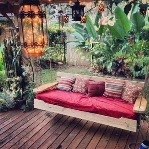 idee amenagement exterieur deco de la terrasse en bois