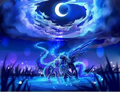 Pony Mlp Twilight Princess Sparkle Luna Wallpapers