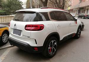 C5 Aircross Dimensions : file citro n c5 aircross 02 china 2018 03 wikimedia commons ~ Medecine-chirurgie-esthetiques.com Avis de Voitures