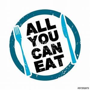 Nürnberg All You Can Eat : stempel eckig all you can eat iii stock image and royalty free vector files on ~ Eleganceandgraceweddings.com Haus und Dekorationen